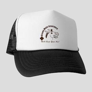 Colonoscopy Insurance Trucker Hat