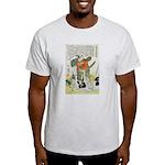 Samurai Warrior Oda Nobunaga (Front) Light T-Shirt