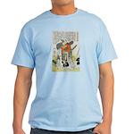 Samurai Warrior Oda Nobunaga Light T-Shirt