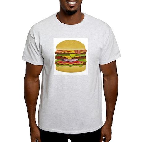 Cheeseburger king Light T-Shirt