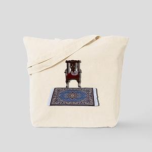Treated Like Royalty Tote Bag