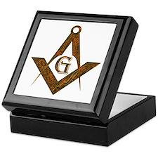 Masonic Antient F&AM Keepsake Box