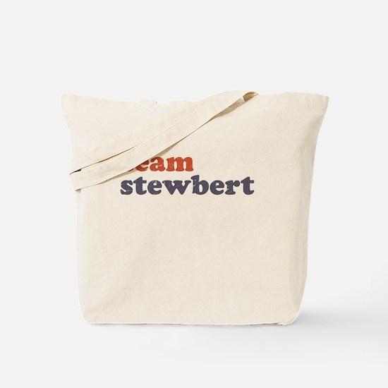 Team Stewbert Tote Bag