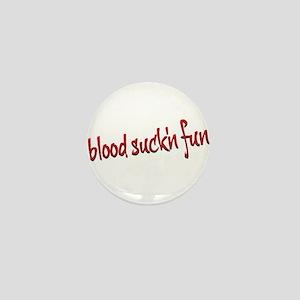 Tru Blood Mini Button