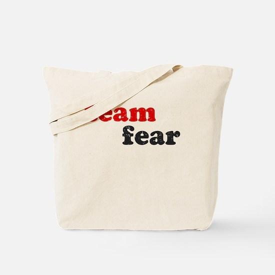 team fear Tote Bag