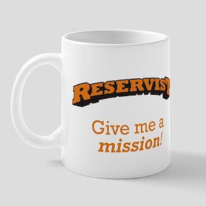 Reservist - Mission Mug