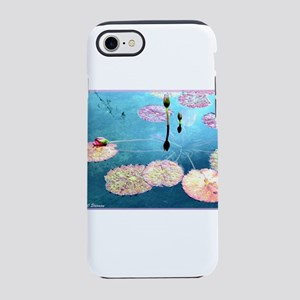 Water Lilies! Nature Photo! iPhone 7 Tough Case