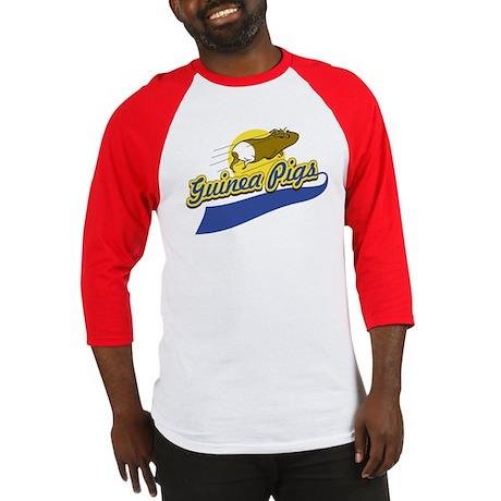 Guinea Pig Athletic (Blue) Baseball Jersey