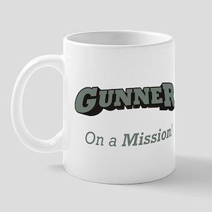 Gunner - On a Mission Mug