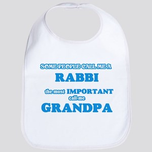 Some call me a Rabbi, the most important Baby Bib