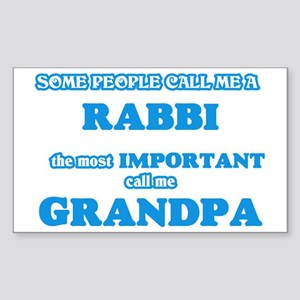 Some call me a Rabbi, the most important c Sticker