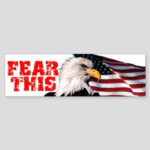 Fear This Sticker (Bumper)