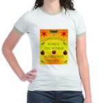Composting Jr. Ringer T-Shirt