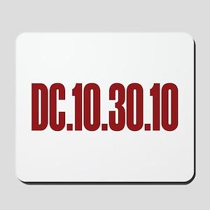 DC.10.30.10 Mousepad