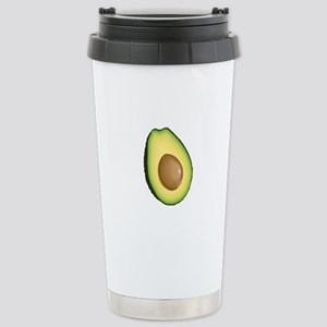 Avocado Stainless Steel Travel Mug