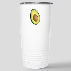 Avocado Stainless Steel Travel Mug