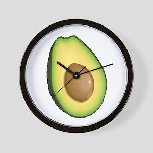 Avocado Wall Clock