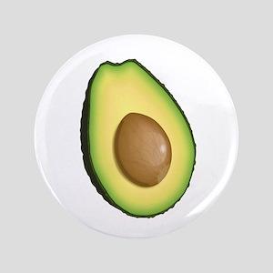 """Avocado 3.5"""" Button"""