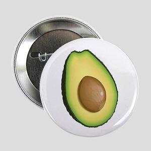"Avocado 2.25"" Button (10 pack)"