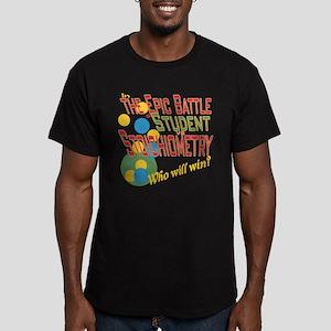 Stoichiometry Men's Fitted T-Shirt (dark)