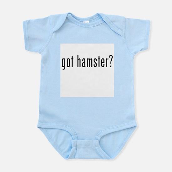 Got Hamster Infant Creeper