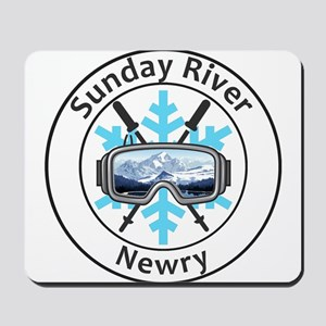 Sunday River - Newry - Maine Mousepad