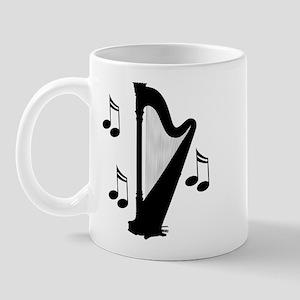 Musical Harp Mug