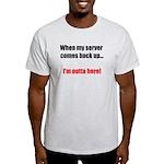 Server Down Light T-Shirt