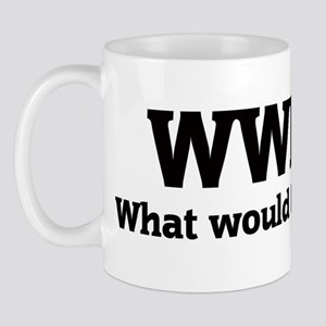 What would Britney do? Mug