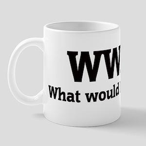 What would Bridgette do? Mug