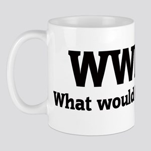 What would Bridget do? Mug