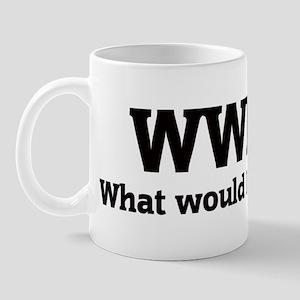 What would Brianna do? Mug