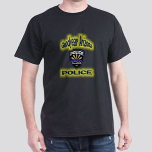 Goodyear Arizona Police Dark T-Shirt