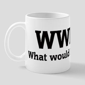 What would Bonnie do? Mug