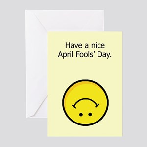Have a nice April Fools' Day Greeting Cards (Pk of