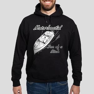 MotorBoatin Hoodie (dark)