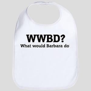 What would Barbara do? Bib