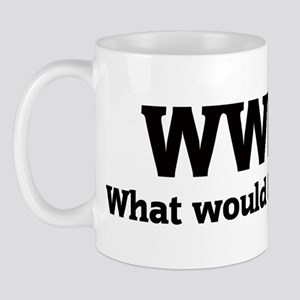 What would Barbara do? Mug
