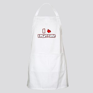 I Card Louisville Apron