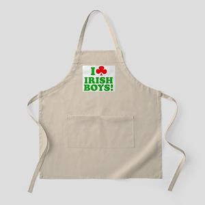 Irish boys Apron