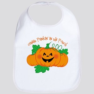 Cutest Punkin' In The Patch Bib