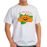 Cutest Punkin' In The Patch Light T-Shirt