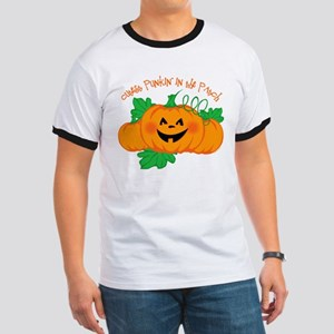 Cutest Punkin' In The Patch Ringer T
