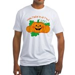 Cutest Punkin' In The Patch Fitted T-Shirt