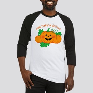 Cutest Punkin' In The Patch Baseball Jersey