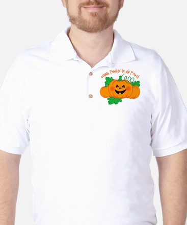 Cutest Punkin' In The Patch Golf Shirt