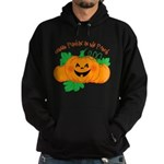 Cutest Punkin' In The Patch Hoodie (dark)
