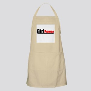 Girlpower BBQ Apron