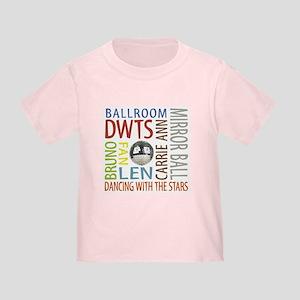 DWTS Fan Toddler T-Shirt