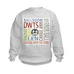 DWTS Fan Kids Sweatshirt